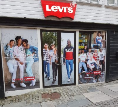 feat Levis Stavanger